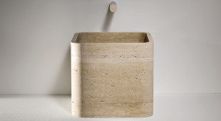 Rounded Edge Square Basin
