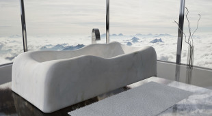 Nuvola Bathtub